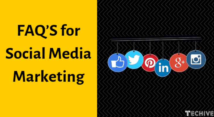 FAQ for Social Media Marketing